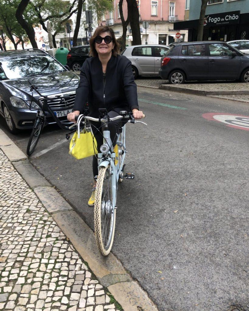 Esta foi a fotografia de Júlia Pinheiro que originou a polémica