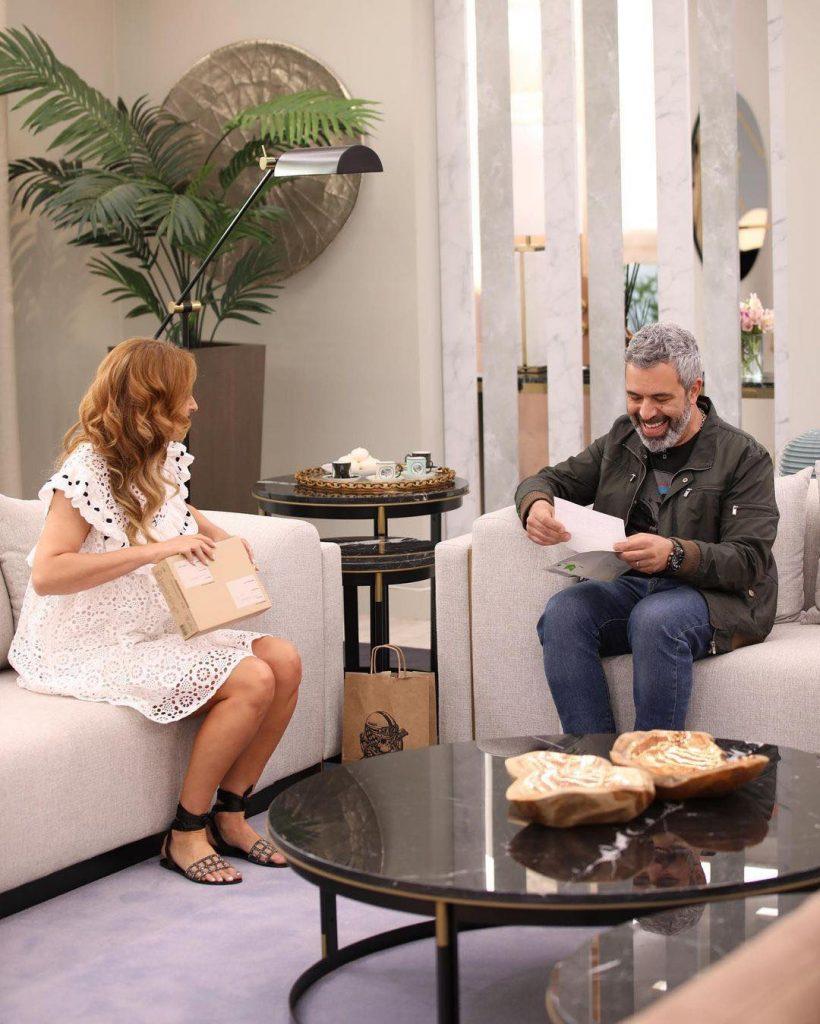 Pedro Alves e Cristina Ferreira