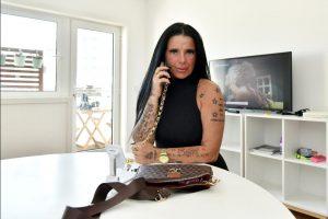 """Andreia Leal, ex-concorrente da """"Casa dos Segredos"""""""