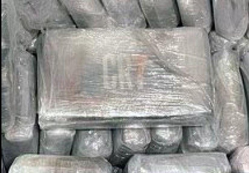A polícia de Nova Iorque deteve dois homens depois de ter apreendido pacotes de droga utilizando o logotipoCR7 em 50 quilos de cocaína
