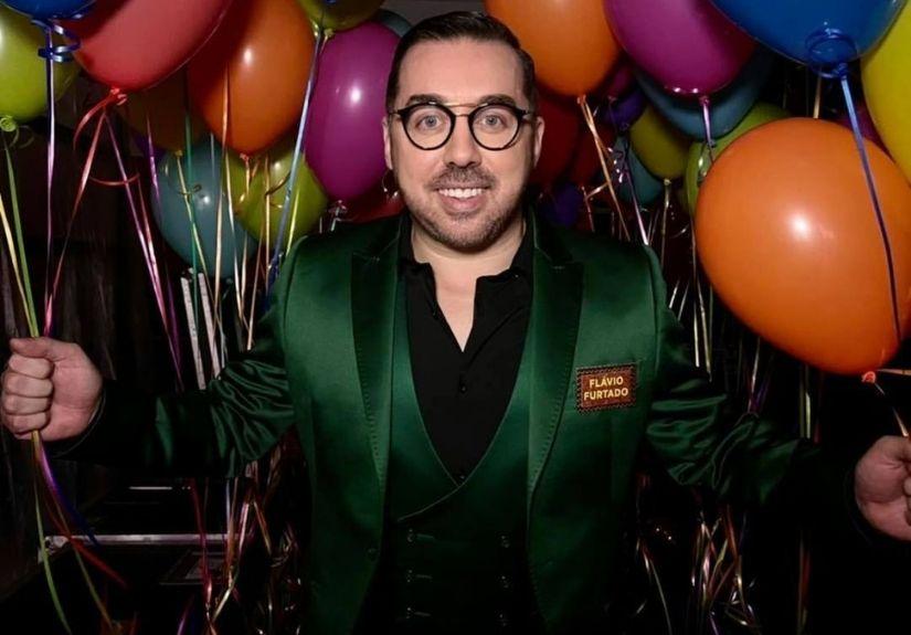 """Flávio Furtado foi um dos cem jurados da emissão do programa da TVI """"All Together Now"""" que teve apenas crianças como concorrentes"""