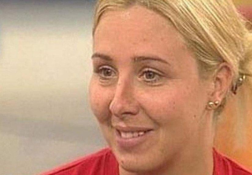 """Susana Almeida, ex-concorrente da primeira edição do """"Big Brother"""""""