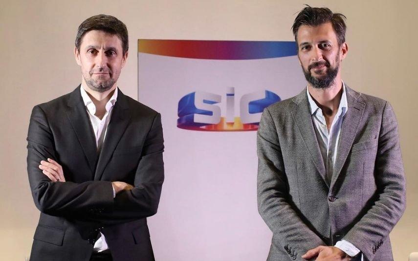 Daniel Oliveira e Bruno Nogueira