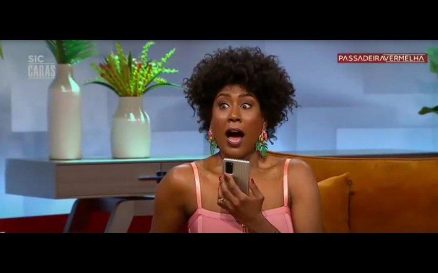 Mariama Barbosa ficou incrédula com as declarações de Marco Costa