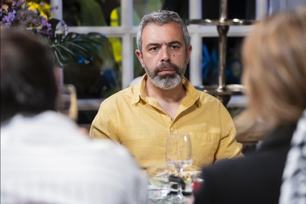 """Pedro Alves, que interpreta Bino, na novela """"Festa é Festa"""", da TVI"""