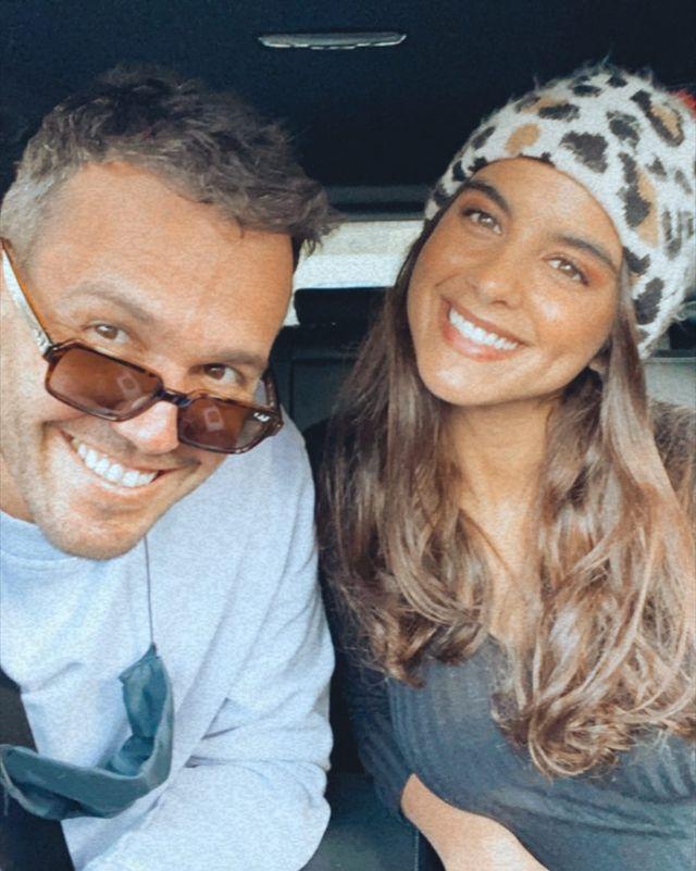 Pedro Teixeira e Sara Matos