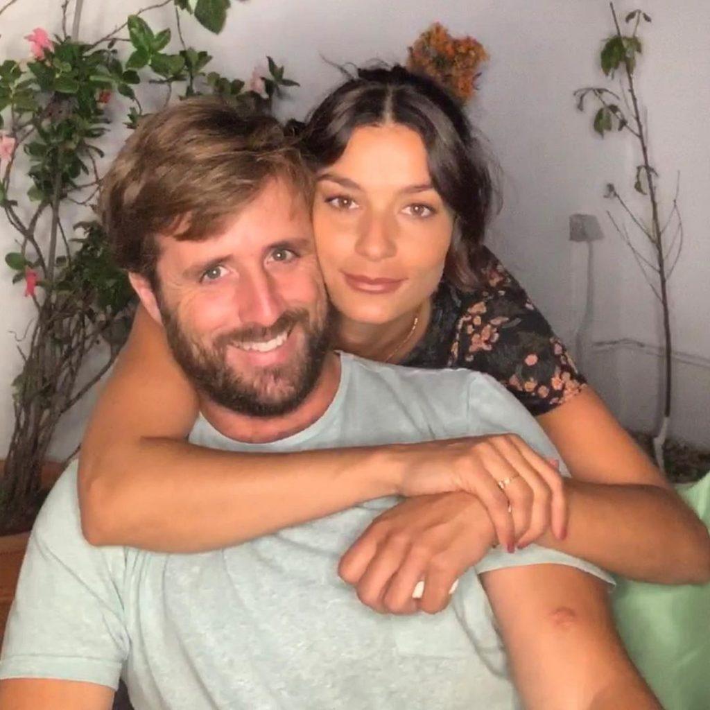 Marta Faial e Gonçalo da Câmara Pereira