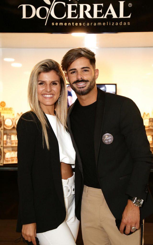 Rui Pedro Figueiredo e Jéssica Antunes