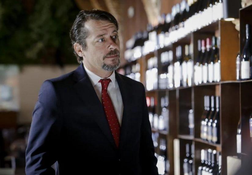 """António Pedro Cerdeira em """"A Serra"""""""