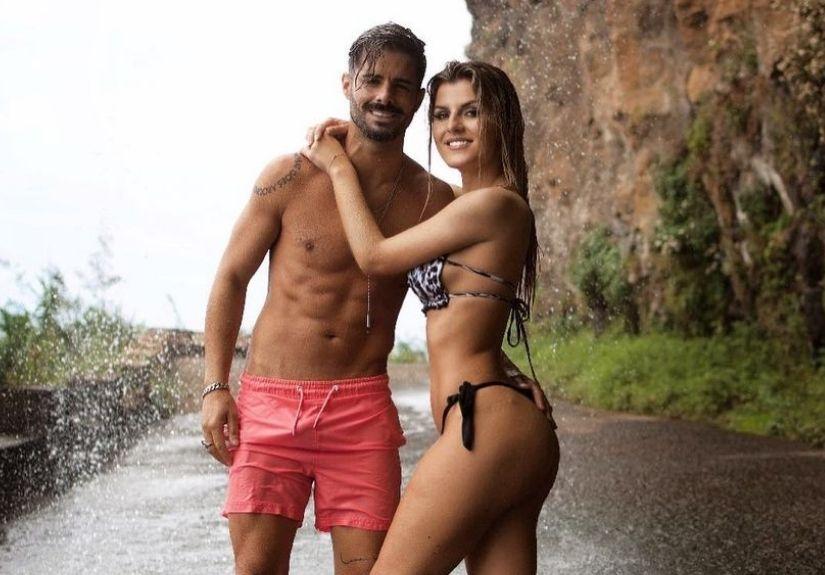Jéssica Antunes e Rui Pedro Figueiredo