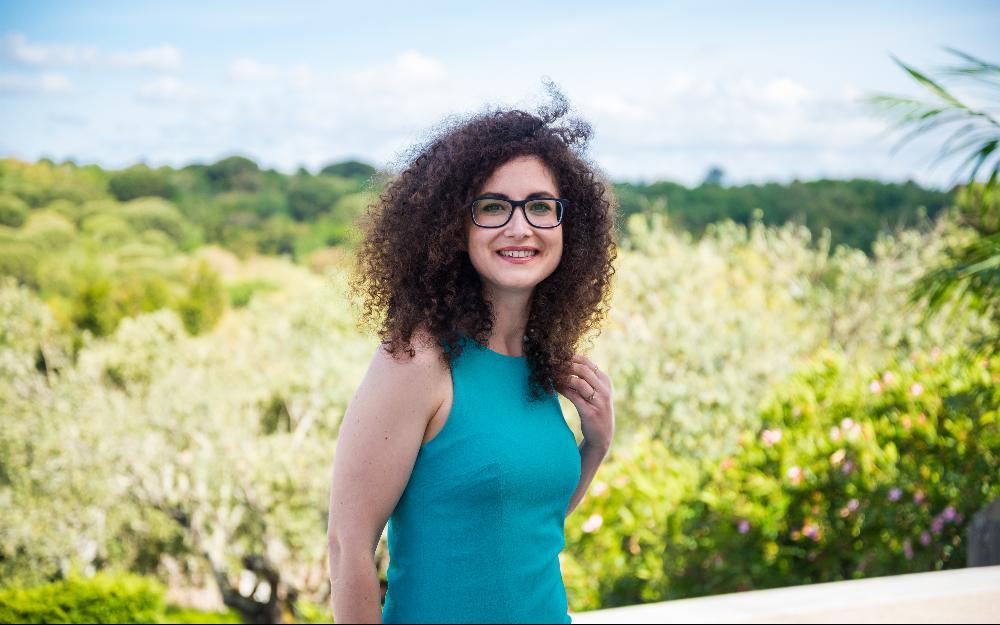 Cristiana Cunha, 33 anos, Leiria
