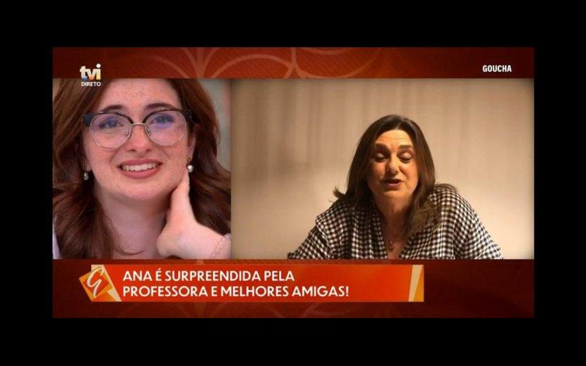 """Ana Marta Contente, a Betinha de """"Festa é Festa"""""""