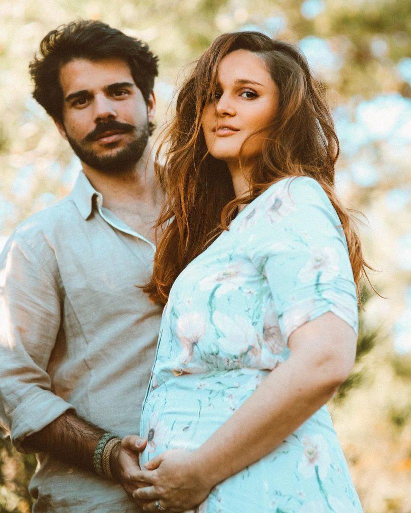 Filipa Maló e Pedro Gameiro
