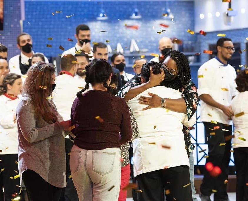 """Francisca Dias foi a grande vencedora da primeira edição do programa da SIC """"Hell's Kitchen"""""""