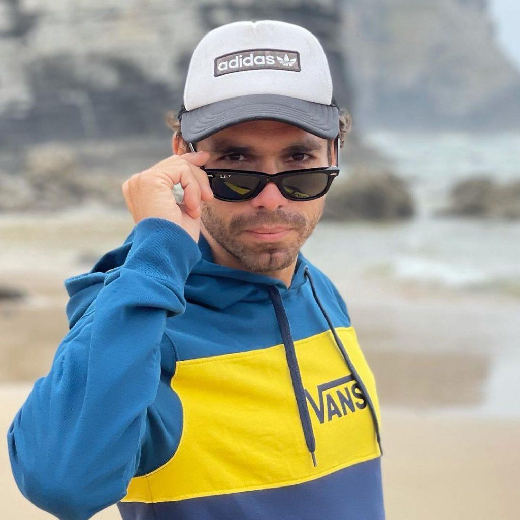 O ex-marido d'A Pipoca Mais Doce, Ricardo Martins Pereira