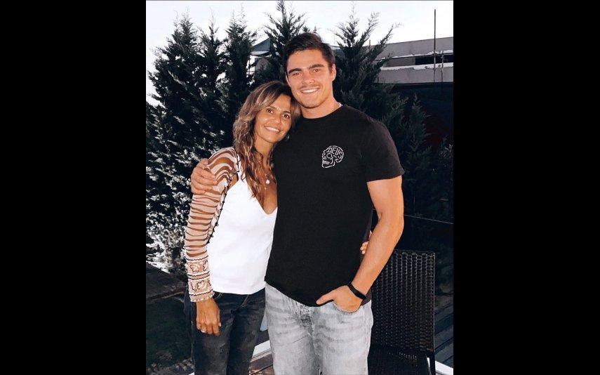 Cláudia Piloto é ex-cunhada de Pedro Lima