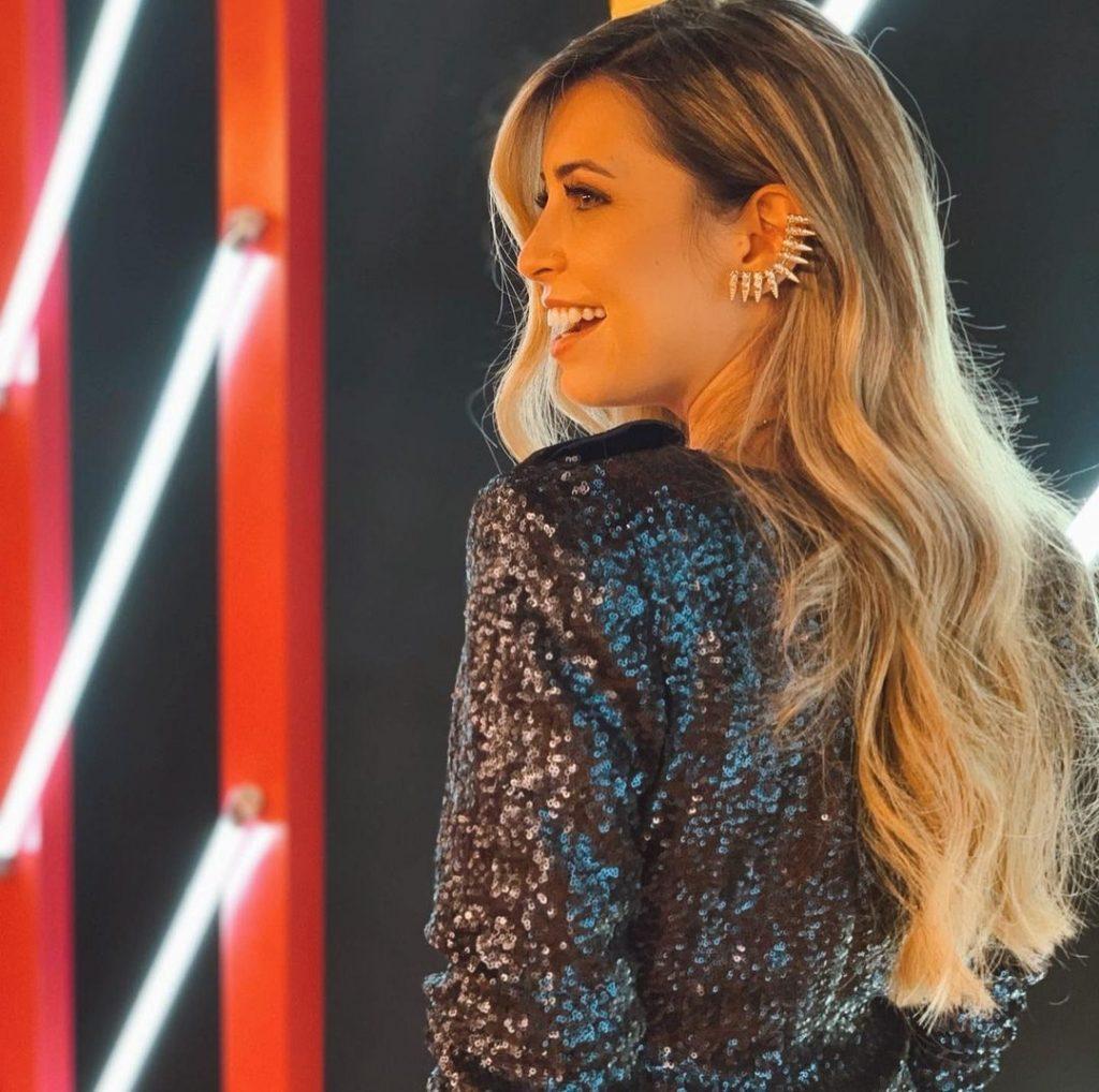 """Patrícia Palhares, concorrente de """"All Together Now"""""""