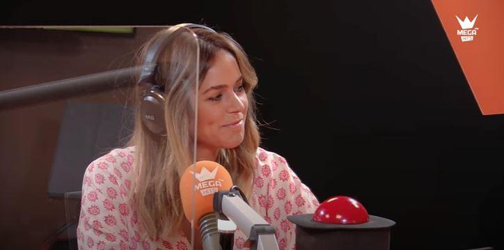 """Alice Alves na """"Mega Hits"""""""