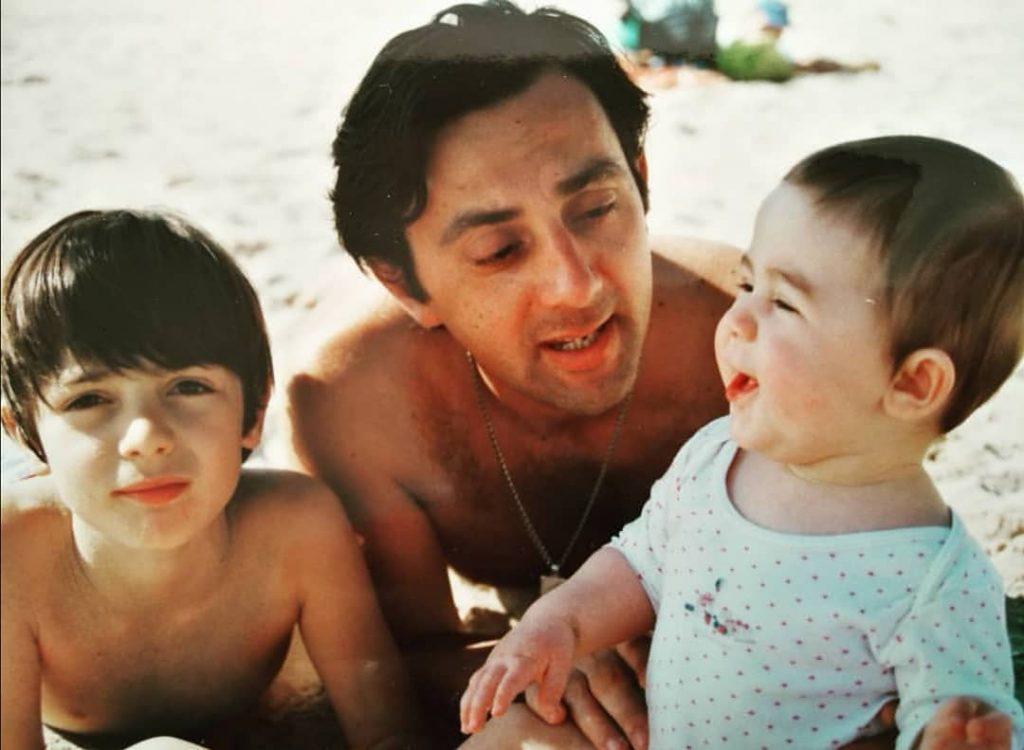 Diogo Valsassina recorda o pai, dois anos após a sua morte