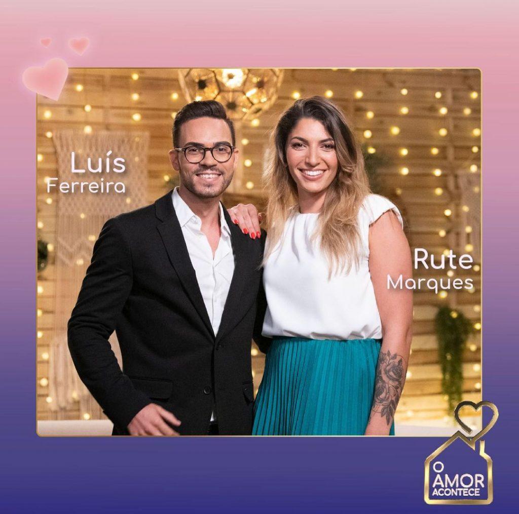 "Luis Ferreira é concorrente de ""O Amor Acontece"""