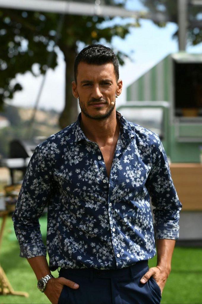 "Ruben Rua no programa da TVI ""Em Família"""