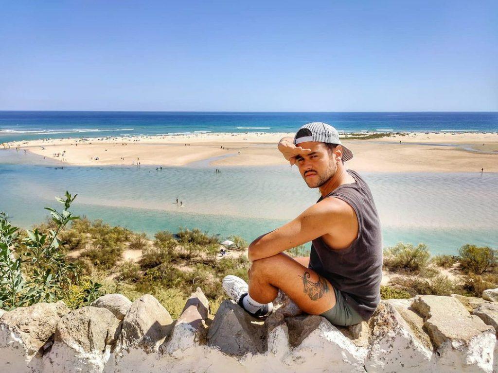"Bruno Almeida, concorrente do ""Big Brother"""