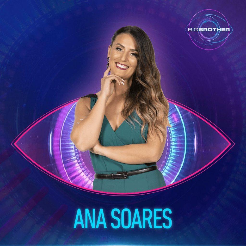 """Ana Soares, concorrente do """"Big Brother"""""""