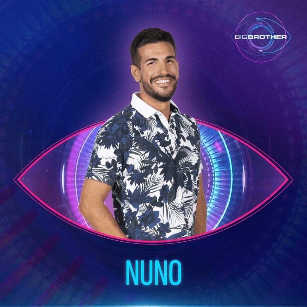 """Nuno Lopes, concorrente do """"Big Brother"""""""