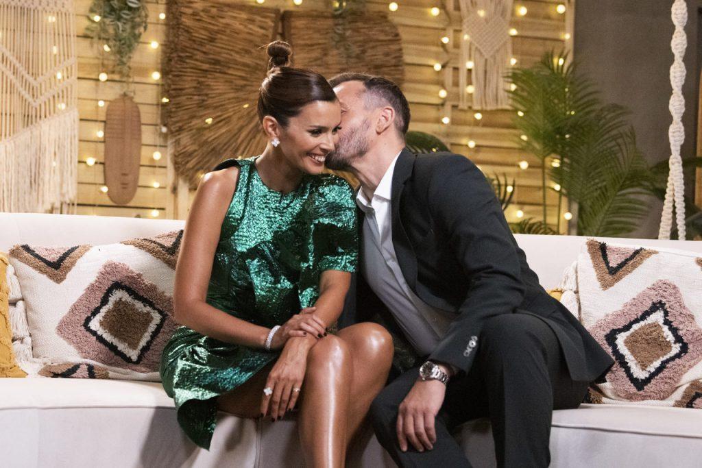 """Maria Cerqueira Gomes e Pedro Teixeira no reality show da TVI """"O Amor Acontece"""""""