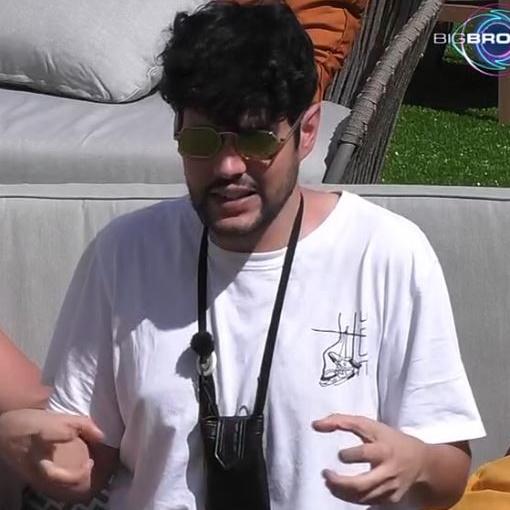 "Bruno revela episódio marcante no ""Big Brother"""