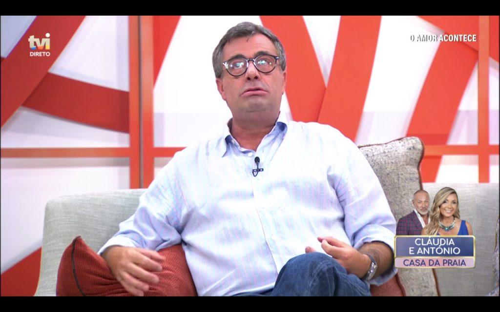 TVI lança comunicado após opiniões polémicas de Quintino Aires