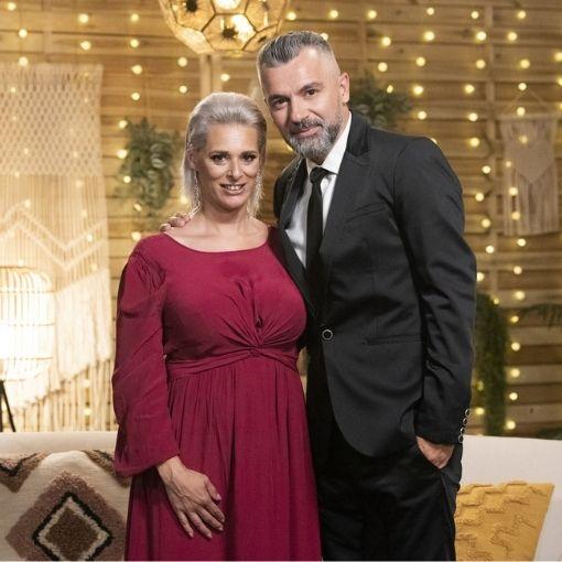 """Miguel Cruz e Daniela Machado, participantes de """"O Amor Acontece"""""""