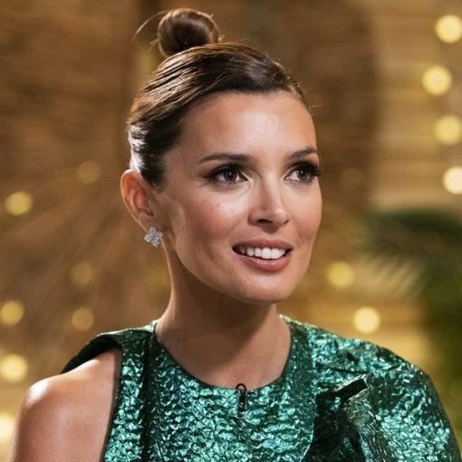 """Maria Cerqueira Gomes no reality show da TVI """"O Amor Acontece"""""""