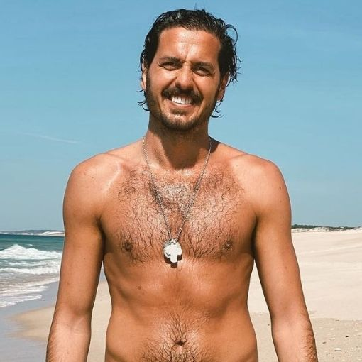 "António Bravo, concorrente do ""Big Brother"""