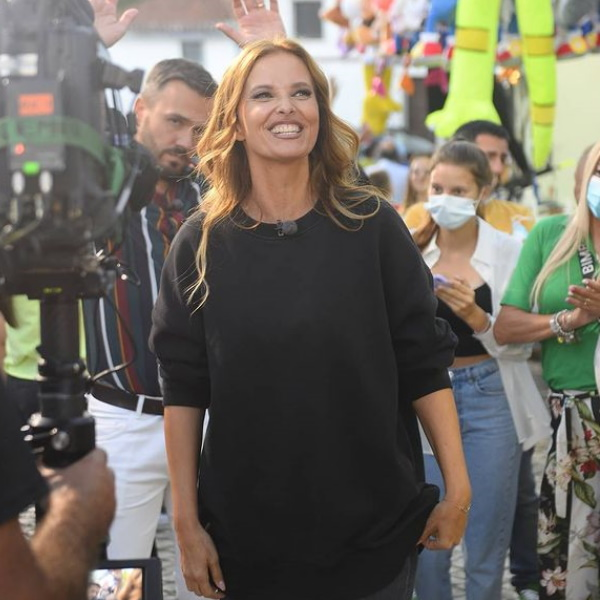 Cristina Ferreira recusa convite da SIC