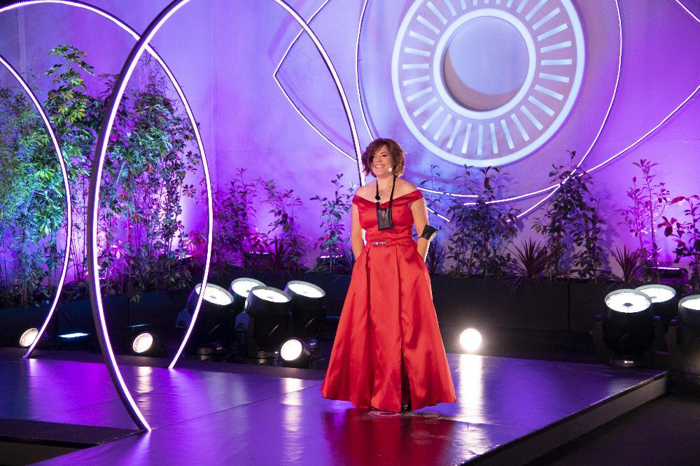 """Maria da Conceição, concorrente do """"Big Brother"""""""