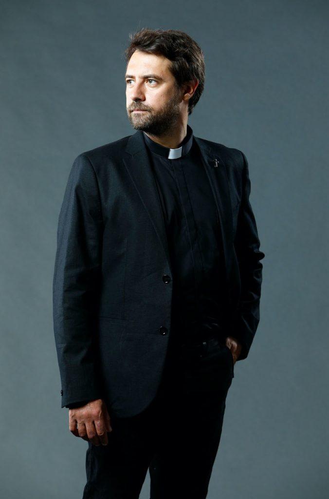 """Pedro Lamares na minissérie da TVI """"Pecado"""""""