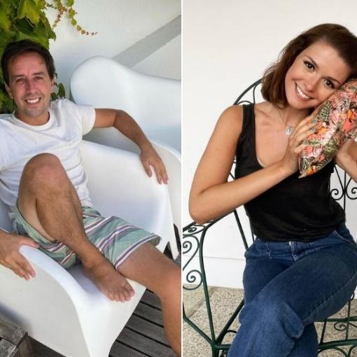 Manuel Marques e Beatriz Barosa