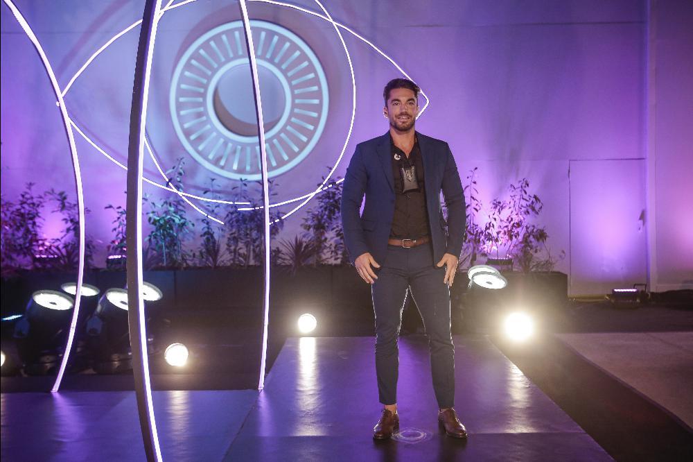 """Rui Pinheiro, concorrente do """"Big Brother"""""""