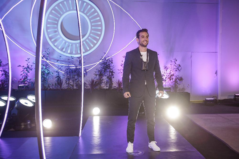 """Ricardo Pereira, concorrente do """"Big Brother"""""""