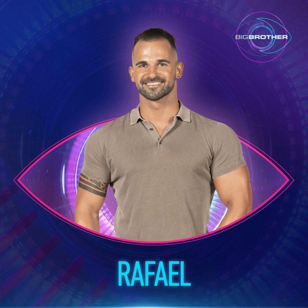 """Rafael Teixeira, concorrente do """"Big Brother"""""""