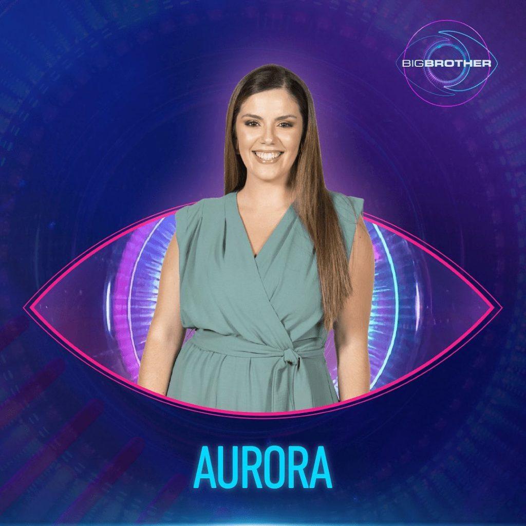 """Aurora Sousa, concorrente do """"Big Brother"""""""