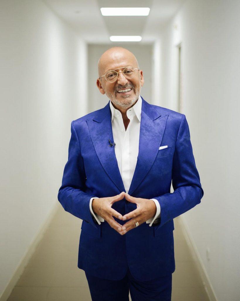 """Manuel Luís Goucha no reality show da TVI """"Big Brother"""""""
