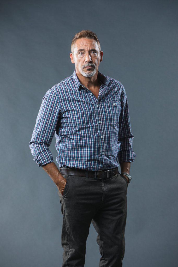 """Diogo Infante na minissérie da TVI """"Pecado"""""""