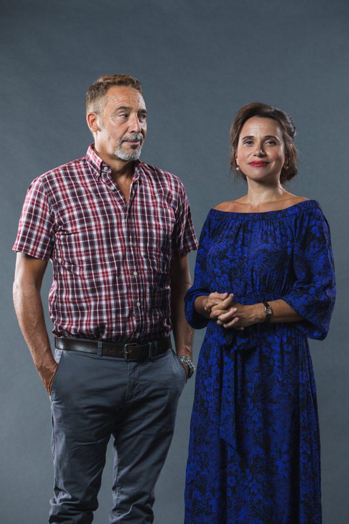"""Diogo Infante e Dalila Carmo na minissérie da TVI """"Pecado"""""""