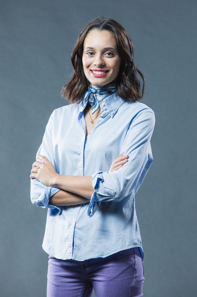"""Daniela Melchior na minissérie da TVI """"Pecado"""""""