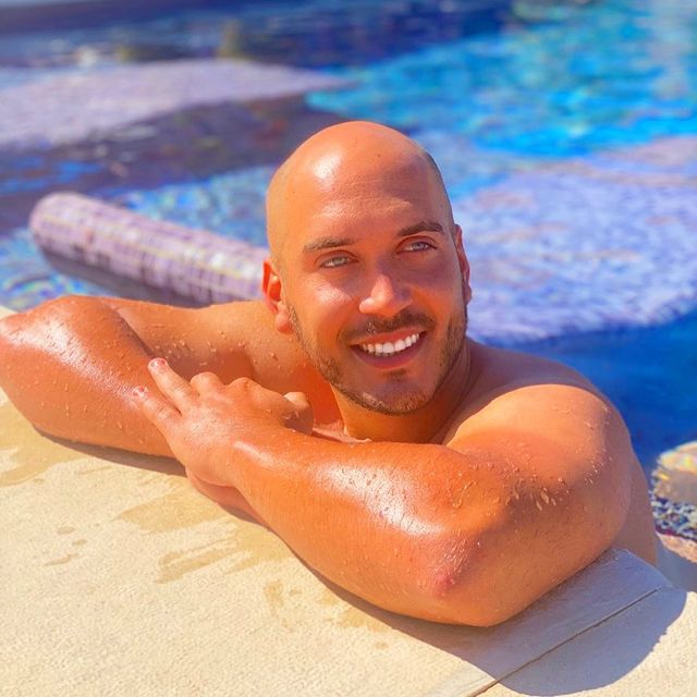"""Daniel Monteiro, ex-concorrente do """"Big Brother 2020"""""""