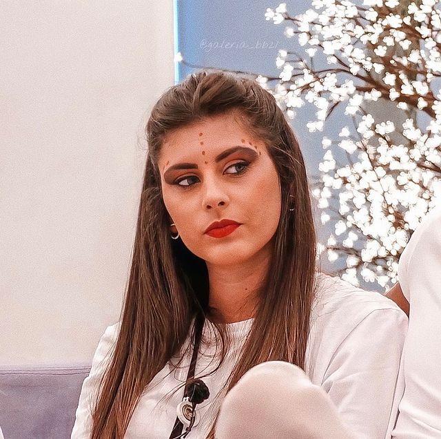 """JoanaSchreyer, concorrente do """"Big Brother"""""""