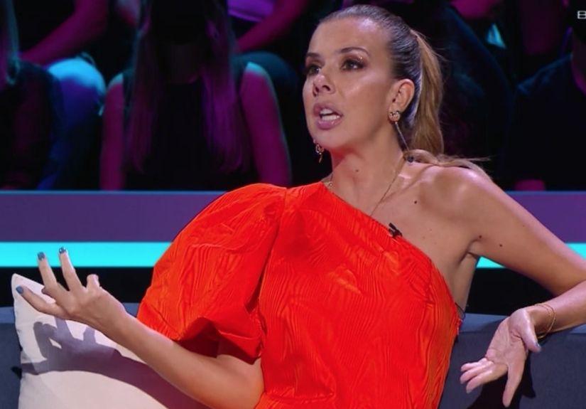"""Ana Garcia Martins, mais conhecida como A Pipoca Mais Doce, no reality show da TVI """"Big Brother"""", Ana Garcia Martins, mais conhecida como A Pipoca Mais Doce, não gostou da forma como a """"Prova do Líder"""" se realizou no """"Big Brother"""" e não poupou nas críticas"""