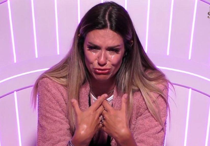 """Ana Barbosa partilhou com o público do """"Big Brother"""" a sua poderosa """"curva da vida"""""""